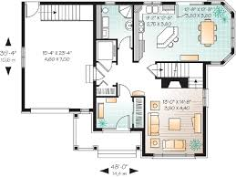 house plans with elevators european design with elevator 21884dr architectural designs
