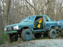 jeep comanche lowered 4 5