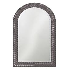 Bathroom Mirrors Montreal Montreal Charcoal Gray Arched Mirror Arch Mirror And Products
