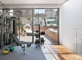 18 incredible rooms perfect for your dream home gym manhattan