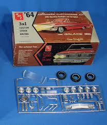 Vintage Ford Truck Tail Lights - amt 1962 pickup truck 1964 galaxie convertible dragster plastic