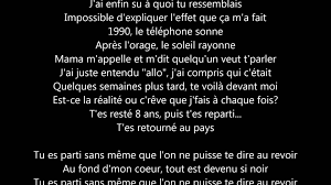 Le Meme Que Moi Lyrics - sniper sans rep礙re lyrics youtube