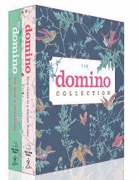 the domino decorating books box set book by editors of domino