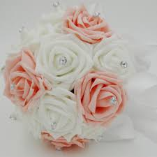 Silk Wedding Bouquet 100 Silk Flowers For Wedding Bouquets Cheap Popular Silk