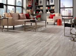 Tranquility Resilient Flooring 5mm Grizzly Bay Oak Click Resilient Vinyl Tranquility Lumber
