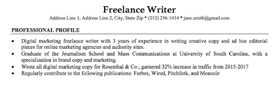 Freelance Writer Job Description For Resume by Do Freelance Writers Really Need Resumes Freelancer Faqs