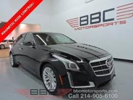 cadillac cts dallas tx used cadillac cts for sale in dallas tx cars com