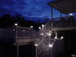 decorative solar deck lights u2022 lighting decor