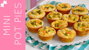 thanksgiving mini cupcakes mini chicken pot pies in a cupcake pan traditional u0026 reduced fat