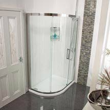 offset quadrant shower enclosures victorian plumbing uk