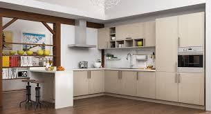 light oak kitchen cabinets modern oppein kitchen in africa modern light wood grain kitchen