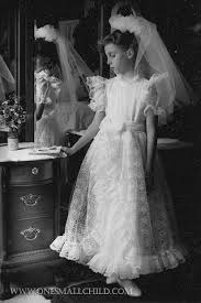 vintage communion dresses throwback thursday vintage communion dresses www