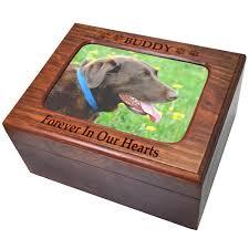 dog urns wholesale memory chest wooden box dog urn with photo window large