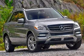 mercedes suv reviews used 2013 mercedes m class for sale pricing features