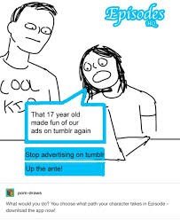 Meme Character - tumblr posts that require years of meme knowledge to understand smosh