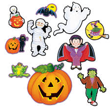 witch cutouts halloween halloween cutouts peeinn com