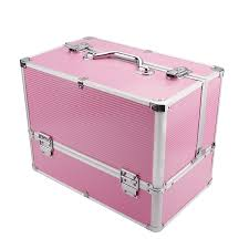 Extra Space Storage Boxes Large Space Storage Beauty Box Make Up Nail Jewelry Cosmetic