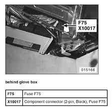 2006 bmw 650i fuse box diagram bmw 650i fuse box location
