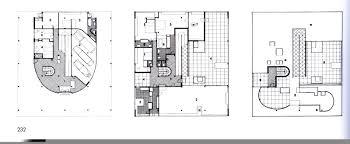villa savoye plan google search marvelous villa savoye floor