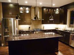 wall color ideas for kitchen black kitchen cabinets and wall color and photos