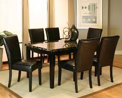marble dining room set home design