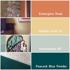 main floor colors sherwin williams emberglow manual with added