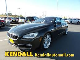 pre owned 6 series bmw pre owned 2013 bmw 6 series 640i in na 470896a kendall kia