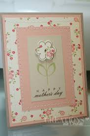 Homemade Mothers Day Cards by 62 Best Mothers Day Cards Images On Pinterest Mothers Day