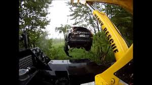 car recovery with rotator