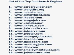 list of engines a list on the top search engines and the way to develop your