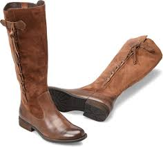 womens boots born s born cook brown boot 123 shoes