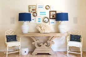 Wide Hallway Decorating Ideas Wide Hallway Console Table Ideas Hall Beach Style With Wall Art