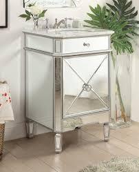 Vanity Powder Room 24 U201d Benton Collection Mirror Reflection Silver Asger Powder Room