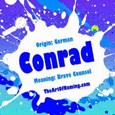 mean names the art of naming conrad