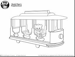 good how to draw tiger drawing with daniel tiger coloring pages