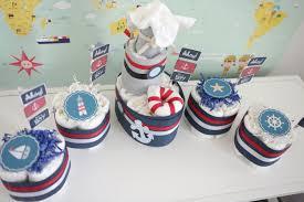 baby boy nautical diaper cakes special package mini boat u0026 mini