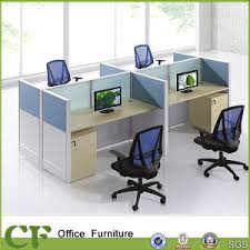 Partition Furniture China Aluminum Frame Partition Furniture Office Cubicle