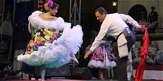 traje del sanjuanero huilense mujer y hombre para colorear festival folclórico y reinado nacional del bambuco en neiva