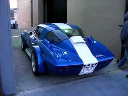 mongoose corvette corvette grand sport coupe mongoose replica 1963 502 big block