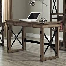 Industrial Writing Desk by Shop Allmodern For All Desks For The Best Selection In Modern