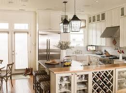 kitchen island wine rack kitchen pony wall with built in wine rack cottage kitchen