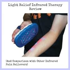 light therapy for pain reviews light relief review rating compared to the competition