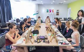 make up classes for makeup hair workshop for modelling companies singapore