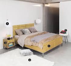 chambre maison du monde une chambre d inspiration contemporaine chez maison du monde
