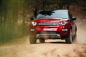 luxury land rover review 2017 land rover discovery sport review
