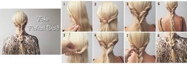 tutorial rambut tutorial menata model rambut panjang sederhana dan modern