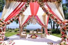 Bengali Mandap Decorations Inspiration Photo Gallery U2013 Indian Weddings Outdoor Mandap