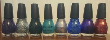 review shades swatches sinful colors holiday 2015 nail polish