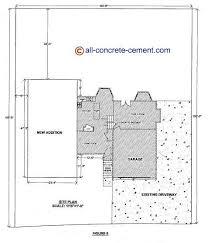 Room Addition Floor Plans 28 Concrete Floor Plans Modern Concrete House Floor Plans