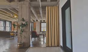 Floor To Ceiling Tension Rod Curtain by Roomdividersnow Create Privacy And Divide Your Space With Ease